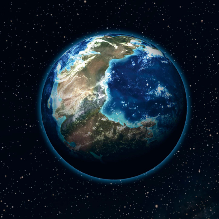 pangaea Pangaea, with modern continents showing pangaea was a supercontinent that existed in the paleozoic and mesozoic eras all the continents were once combined into this one area, and allowed animals like the dinosaurs to spread across the planet.