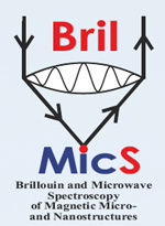Scientific workshop «Brillouin and Microwave Spectroscopy of Magnetic Micro- and Nanostructures»
