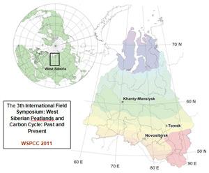 III Международный полевой симпозиум «Западносибирские торфяники и цикл углерода: прошлое и настоящее» WSPCC2011