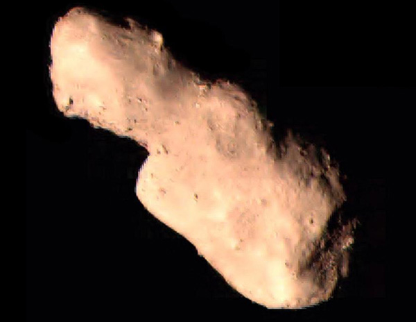 Совсем рядом с Землей пролетит гигантский астероид