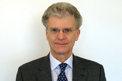 Профессор математики Лондонского Кингс Колледжа Брайан Дэвис (Brian Davies). Фото из сайта www.mth.kcl.ac.uk