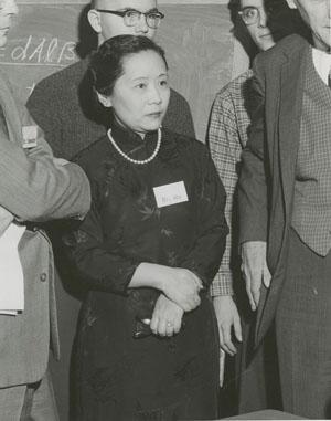 Ву Цзяньсюн, 1958 год («Квантик» №4, 2020)
