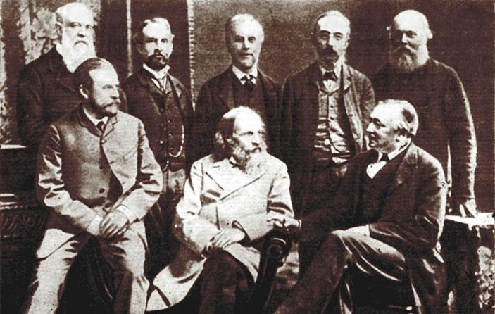 Участники 57-го съезда Британской ассоциации содействия развитию наук («Наука и жизнь» №2, 2019)