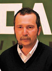Андрей Летаров. Фото Н. Четвериковой