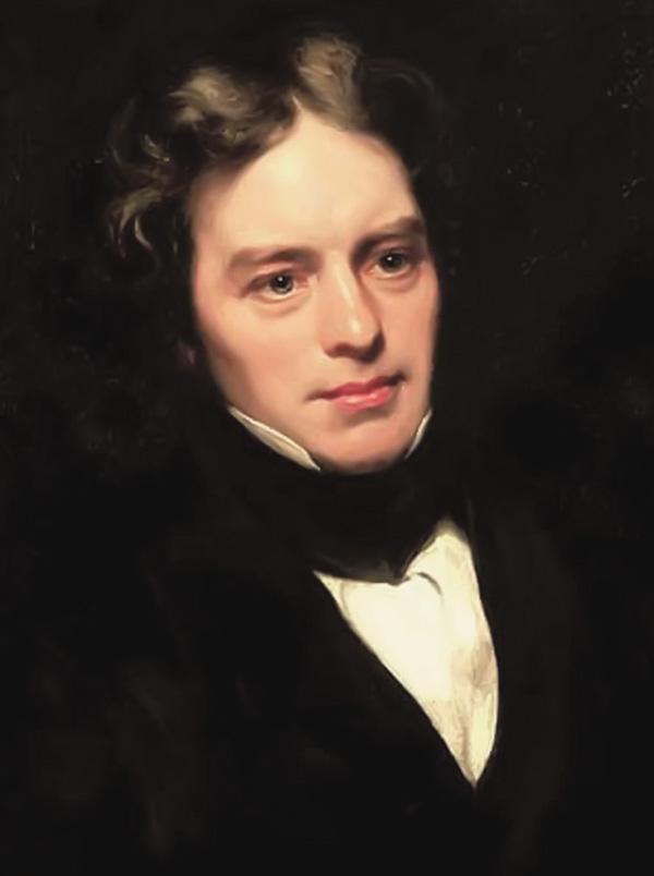 Майкл Фарадей, 1791–1867. Изображение: «Квант»