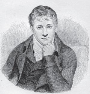 Гемфри Дэви, 1778–1829. Изображение: «Квант»