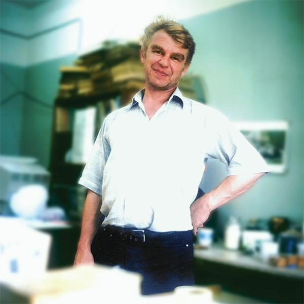 Дмитрий Германович Фон-Дер-Флаасс. Фото: «Квант»