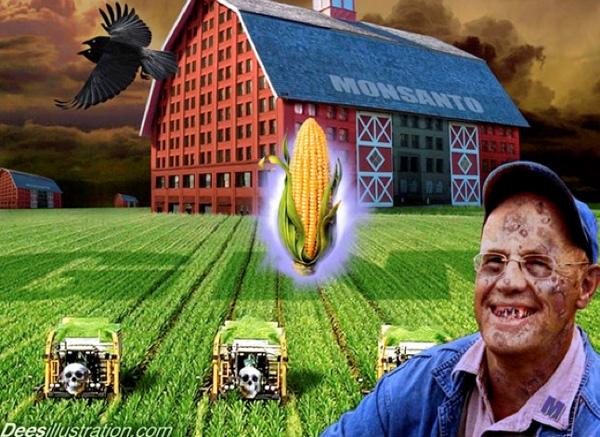 Не ешь ГМО