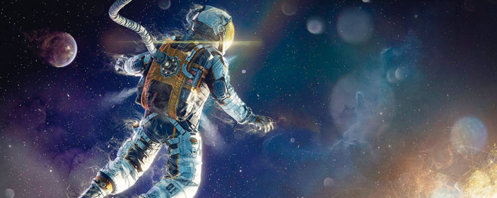 Космонавт («Популярная механика» №9, 2017)