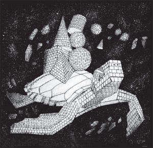 Рисунок Николая Кращина (изображение: «Химия и жизнь»)