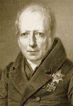 Вильгельм фон Гумбольдт (1767–1835)— немецкий филолог и философ, старший брат известного естествоиспытателя Александра фон Гумбольдта. По существу стал основоположником лингвистики как самостоятельной дисциплины. Вильгельм фон Гумбольдт понимал язык некак нечто застывшее, нокак непрерывный процесс, как «формирующий орган мысли», выражающий индивидуальное миросозерцание того или иного народа и тем самым определяющий отношение человека к миру. Эти идеи оказали огромное влияние на последующее развитие языкознания. Фото: «Наука и жизнь»