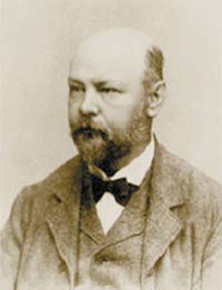Карл Адольф Вернер (1846—1896), датский индоевропеист и славист (автор закона Вернера). Изображение: «Наука и жизнь»