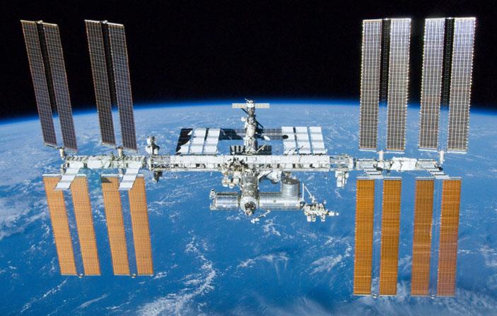 Международная космическая станция («Троицкий вариант» № 22, 2020)