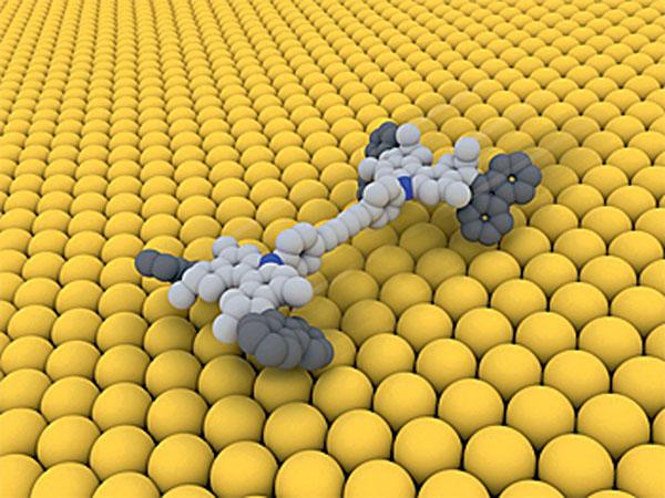 «Четырехколесная» молекула, созданная в 2005 году группой под руководством профессора Джеймса Тура («Популярная механика» №1, 2016)