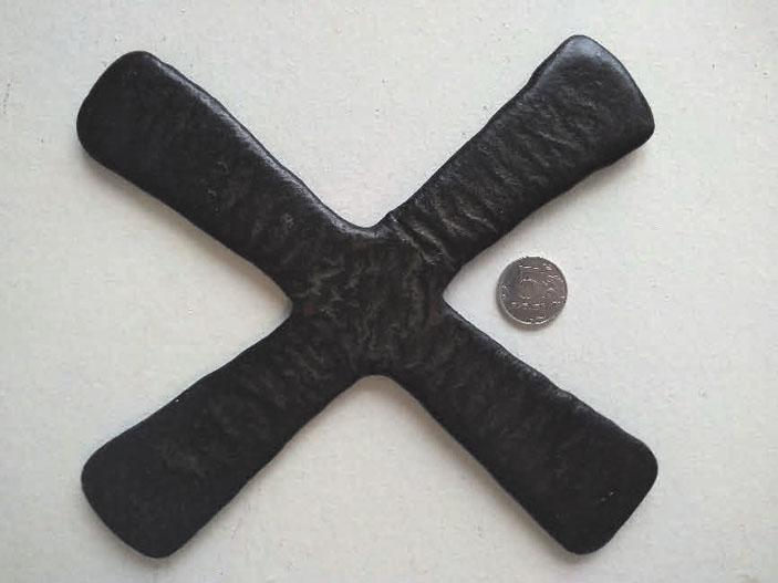 Рис. 2. Большой крест Катанги («Троицкий вариант» №6, 2019)