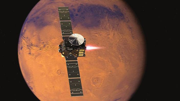 «О Марсе для науки и о Марсе для людей» («Троицкий вариант» №18(212), 6.09.2016)