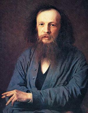 Портрет Менделеева кисти И. Н. Крамского (1878) («Природа» №2, 2019)