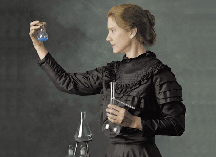 Мария Кюри («Популярная механика» №3, 2019)
