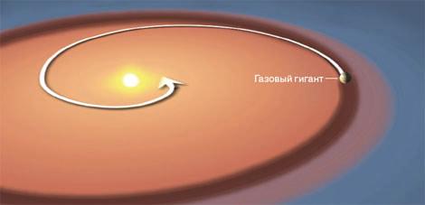 Как обнять звезду. Изображение «В мире науки»