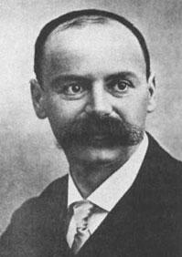 Карл Шварцшильд, немецкий астроном, один из основоположников теоретической астрофизики (фото с сайта www.krugosvet.ru)