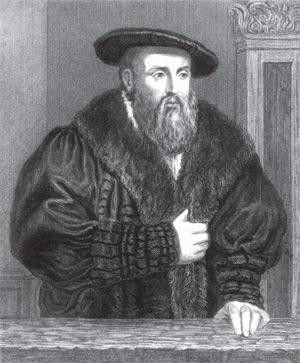 Иоганн Кеплер. Изображение: «Квант»