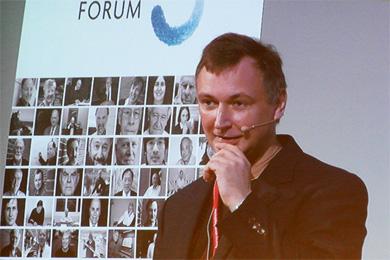 Владимир Воеводский, IФорум лауреатов премий по математике и computer science, Гейдельберг, 26сентября 2013года