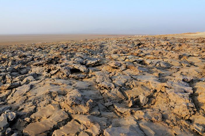 Лава вулкана состоит из серы и андезита
