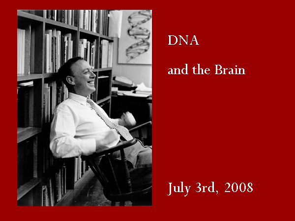 DNA and the Brain: In Search of Mental Disorder Genes