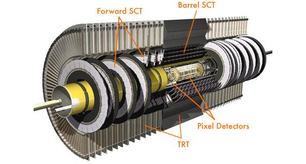 Внутренняя часть детектора
