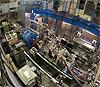 Общий вид установки ASACUSA в ЦЕРНе, предназначенной для получения и изучения антиводорода