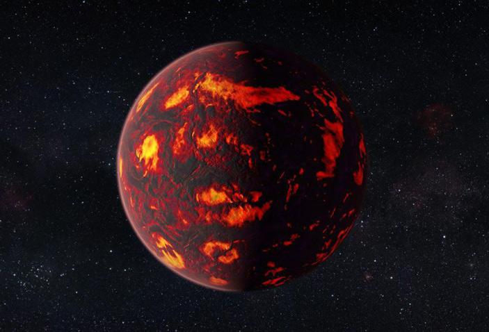 Глубины магматических океанов хватило для окисления мантии молодой Земли
