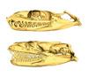 Анализ черепов сотен видов чешуйчатых показал, что предок змей жил под землей