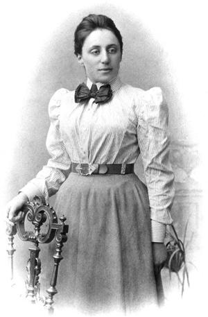 Эмми Нётер
