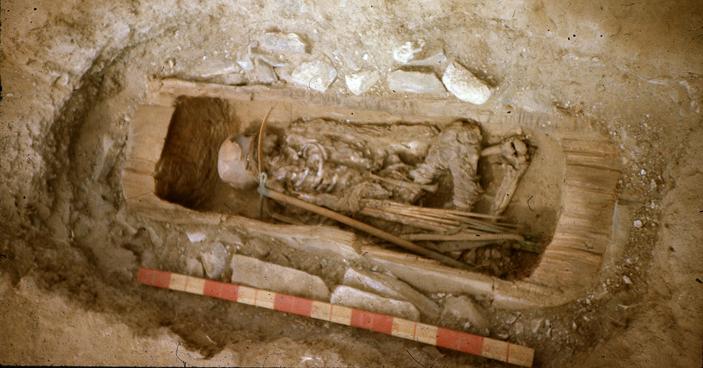 Скифский мальчик из могильника Сарыг-Булун оказался девочкой