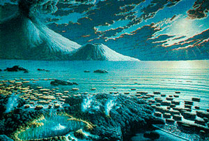Архей — древнейшая эпоха на нашей планете