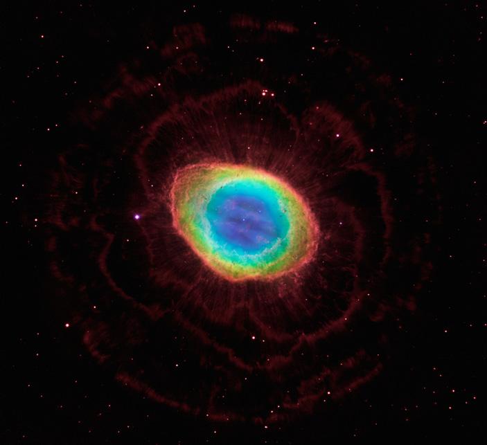 Зафиксирован гравитационно-волновой след от рождения черной дыры промежуточной массы