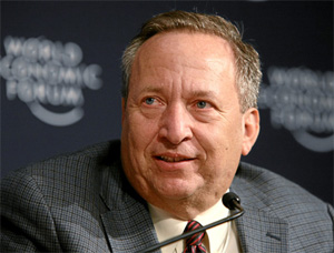 "A few years earlier, the economist Lawrence Summers, then president of Harvard, was similarly condemned for his allegedly sexist statement suggesting the possible role of genetic factors in the prevalence of males among scientists with tenure positions. Summers later had to step down as Harvard's president, and James Watson, himself a former Harvard professor, commented in his memoir that the catalyst of Summers's undoing was ""his uttering an unpopular, but by no means unfounded, hypothesis."" Photograph from flickr.com"