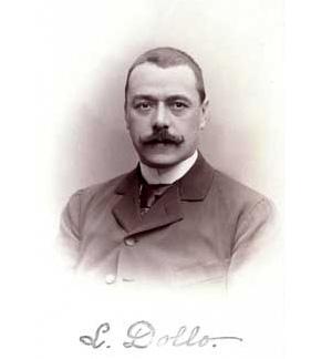 Бельгийский палеонтолог Луи Долло (1857–1931), сформулировавший «закон» необратимости эволюции. Изображение с сайта en.wikipedia.org