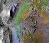 """Кратер Езеро заготовил много интересного для марсохода """"Марс-2020"""""""