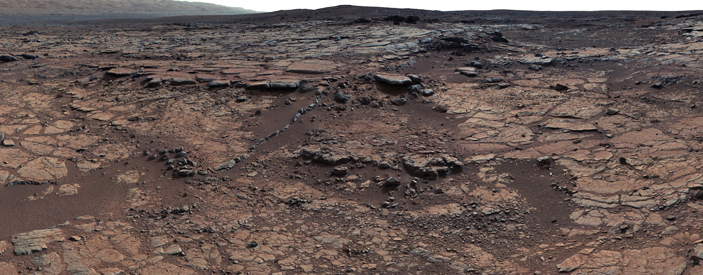 Марсианская мантия неоднородна по изотопному составу водорода