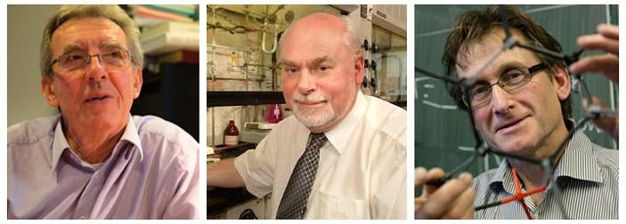 Лауреаты Нобелевской премии по химии 2016года