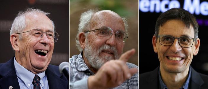 Лауреаты Нобелевской премии по физике 2019года
