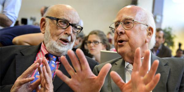Лауреаты Нобелевской премии по физике 2013 года