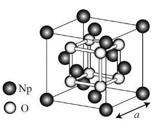 Диоксид нептуния npo 2 при относительно