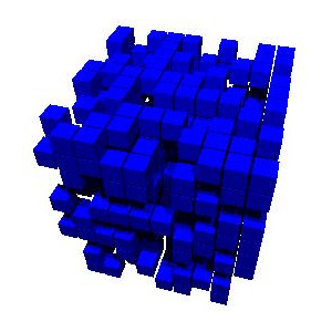Магнетизм удается успешно описывать наредкость простыми математическими моделями (изображение с сайта tina.nat.uni-magdeburg.de)