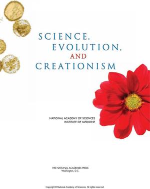 Титульный лист книги «Наука,  эволюция и креационизм»