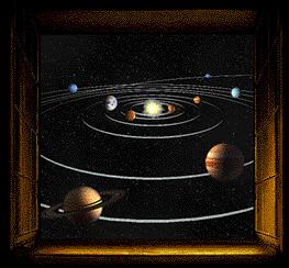 внешние планеты солнечной системы: