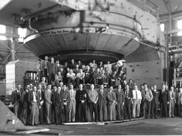 Советский циклотрон