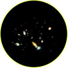 В инфракрасном диапазоне телескоп «Хаббл» может увидеть больше галактик, чем звезд