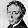 Иоганн Вольфганг Дёберейнер (Johann Wolfgang Döbereiner). Изображение с сайта reich-chemistry.wikispaces.com